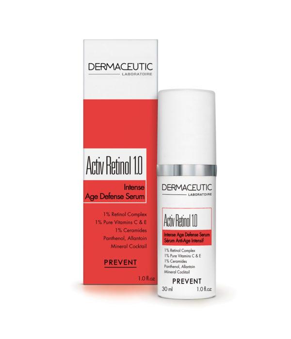 Activ Retinol 1.0 Serum con Retinol al 1% | Dermaceutic España
