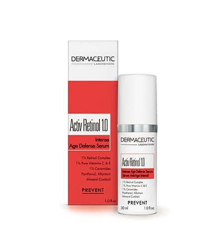 Dermaceutic | Productos para el cuidado de la piel - Activ Retinol 1.0