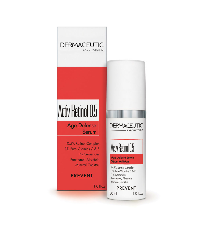 Activ Retinol 0.5 Serum con Retinol al 0.5% | Dermaceutic España