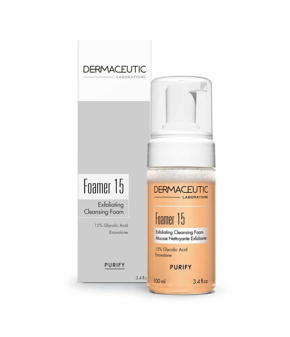 Foamer 15 Exfoliante 15% Ácido Glicólico | Dermaceutic España