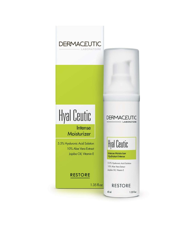 Hyal Ceutic Hidratante Anti Acné | Dermaceutic España