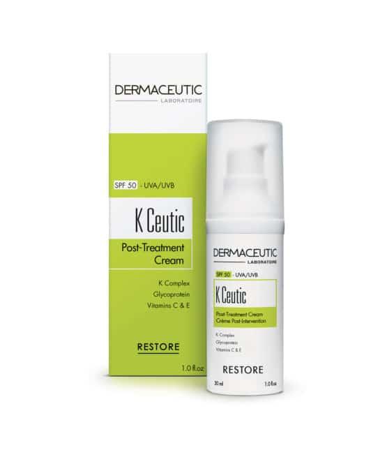 K Ceutic Hidratante SPF 50+ | Dermaceutic España