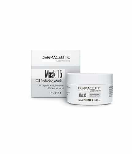 Dermaceutic | Productos para el cuidado de la piel - Mask 15