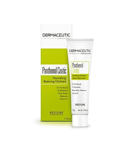 Dermaceutic | Productos para el cuidado de la piel - Panthenol Ceutic