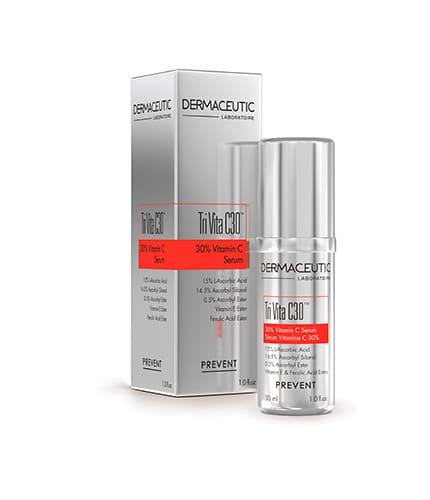 Dermaceutic | Productos para el cuidado de la piel - Tri Vita C30