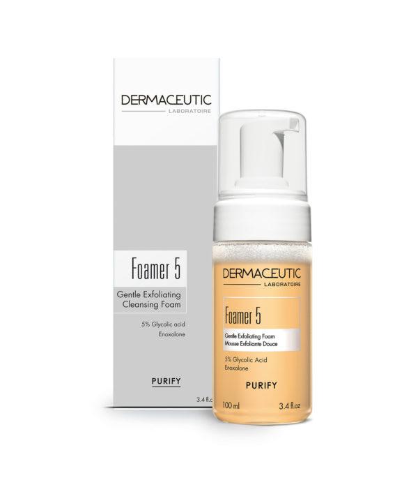 Foamer 5 Exfoliante 5% Ácido Glicólico | Dermaceutic España
