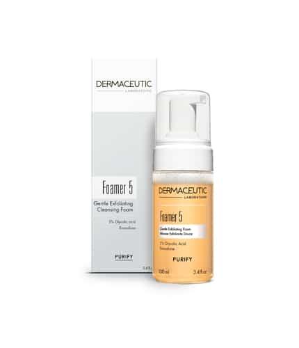 Dermaceutic | Productos para el cuidado de la piel - Foamer 5