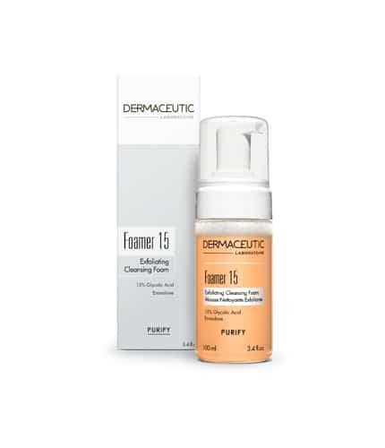 Dermaceutic | Productos para el cuidado de la piel - Foamer 15