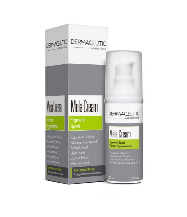 Mela Cream Serum Manchas Hiperpigmentación | Dermaceutic España