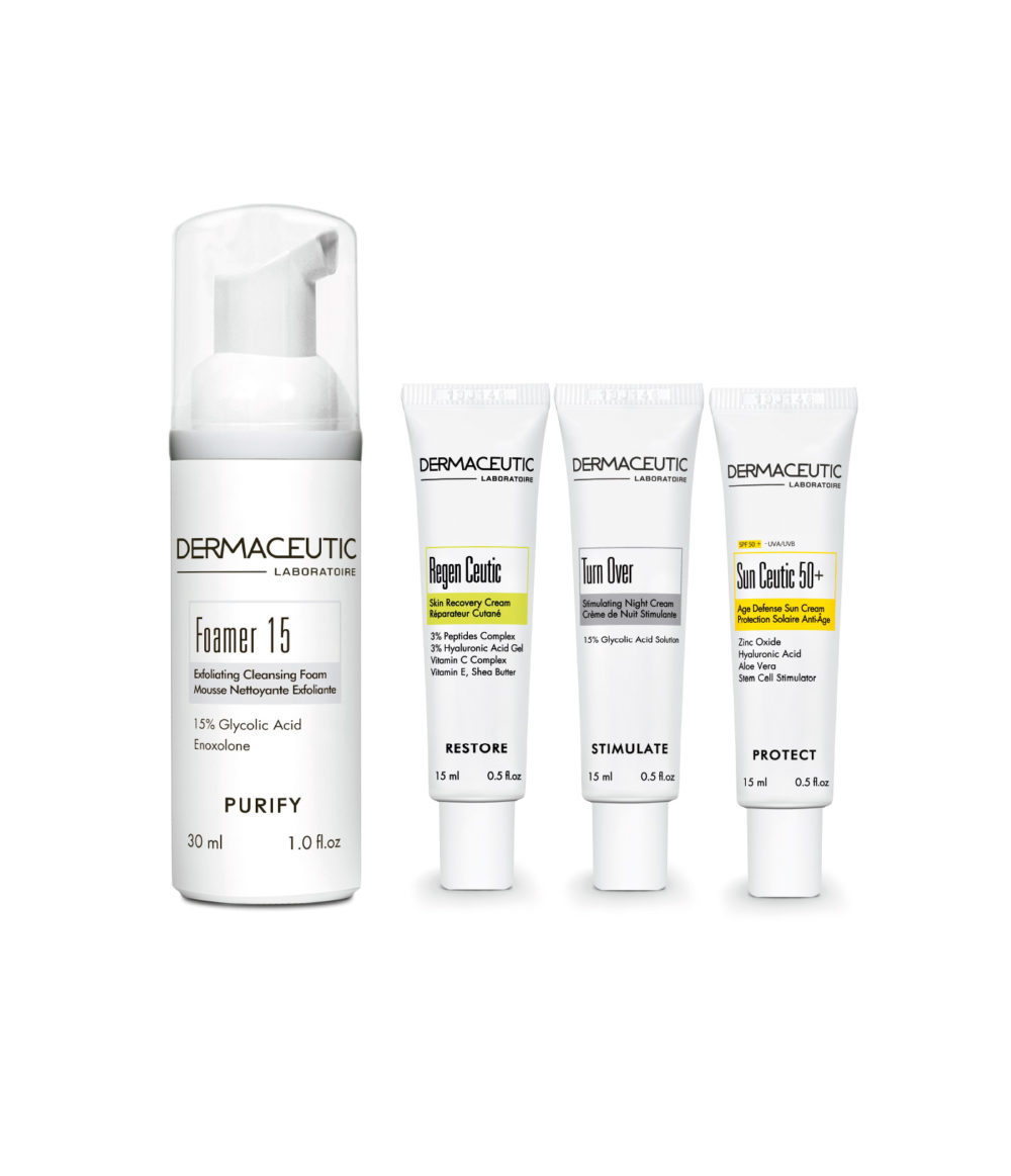 21 Days Age Defense Kit de Dermaceutic