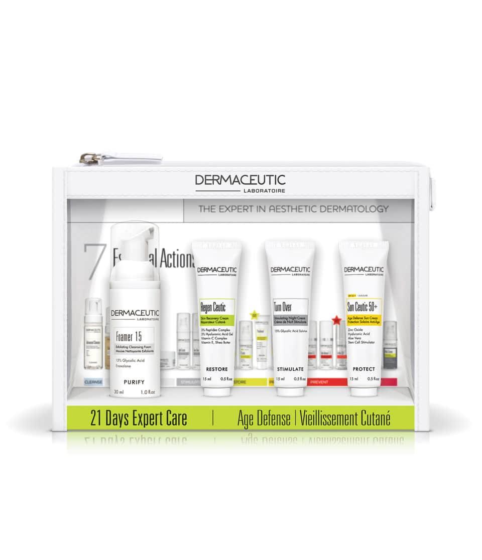 21 Days Age Defense Kit de Dermaceutic