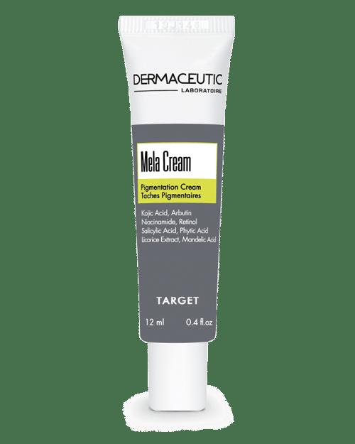 Mela Cream Hiperpigmentación de Dermaceutic
